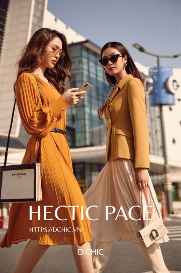 D.CHIC – HECTIC PACE